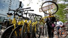 China's Ofo in talks to raise $1 billion, led by SoftBank: sources