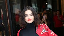 You'll want your own version of Selena Gomez's personalized bomber jacket