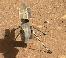 Nasa's Ingenuity Mars helicopter set for first flight