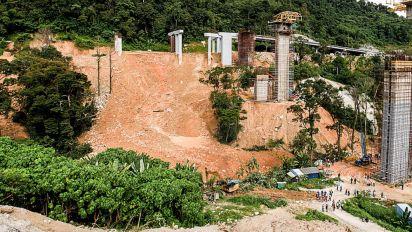 Works Ministry to probe cause of Penang landslide