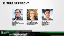 The Future of Freight with Jenny Elfsberg (Volvo) and Kartik Tiwari (Starsky Robotics)