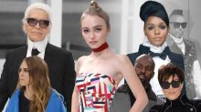 Lily-Rose Depp Drives Photogs Crazy and Cara Delevingne Babysits at Chanel's SS16 Fashion Show