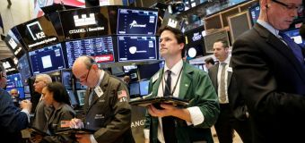 Wall St. opens lower amid trade concerns