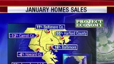 Report: Md. Home Sales Jumped In January