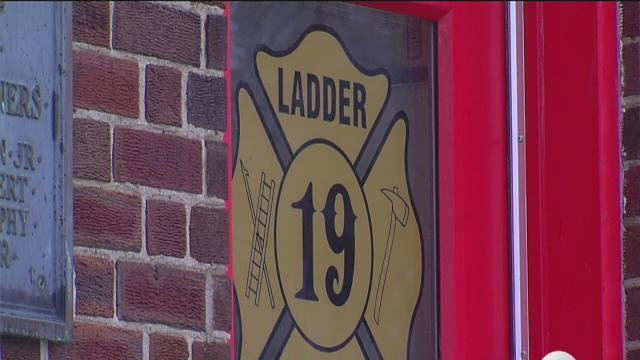 Firehouses Robbed
