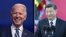 US election: China finally congratulates Joe Biden
