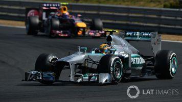 Les F1 2020 sont 100 kg plus lourdes qu'en 2013