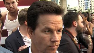 Mark Wahlberg Bulks Up For 'Pain And Gain'