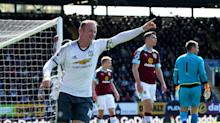 Wayne Rooney makes goalscoring Manchester United return as Burnley are beaten