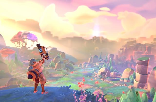 A 'Slime Rancher' sequel is coming to Xbox Series X and PC in 2022