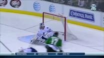 Rich Peverley goes far side for SHG on Reimer