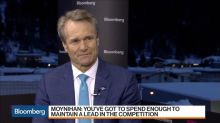 BofA Aiming to Double Consumer Unit Market Share, CEO Moynihan Says