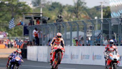 Suspendido el MotoGP de Tailandia por segundo año consecutivo por el covid