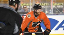 Flyers confident in pulling off second-half playoff push