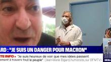 """Jean-Marie Bigard candidat à la Présidentielle de 2022 ? """"Oui, ça pourrait m'intéresser"""" (VIDEO)"""
