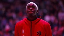 The moment Pascal Siakam found out he'll be NBA All-Star Game starter