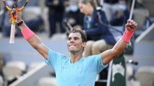 Roland-Garros (H) - Rafael Nadal : « Je ne serais pas plus heureux si je gagne plus de Grands Chelems que Roger Federer »