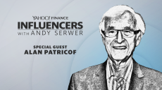 Alan Patricof joins Influencers with Andy Serwer