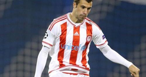 Foot - GRE - Olympiakos - Takis Lemonis revient encore sur le banc de l'Olympiakos