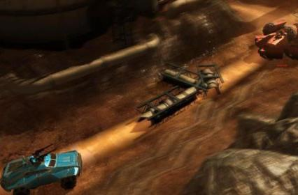 THQ calls Red Faction: Battlegrounds reception a 'disappointment'