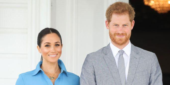 Meghan Markle And Prince Donate The Most Thoughtful Gift To Homeless Pregnant Women's Charity