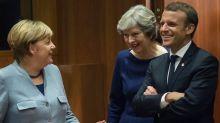 May seeks urgent Brexit plan at EU summit