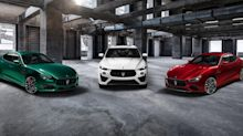 Maserati announces new Trofeo models