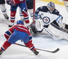Gallagher scores 2, Canadiens beat Jets 7-1