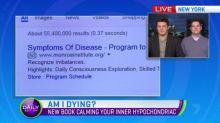 New book calming your inner hypochondriac