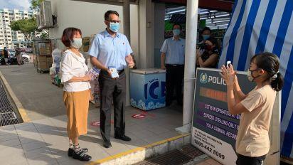 Pritam Singh dismisses PAP 'fearmongering' of alternative govt