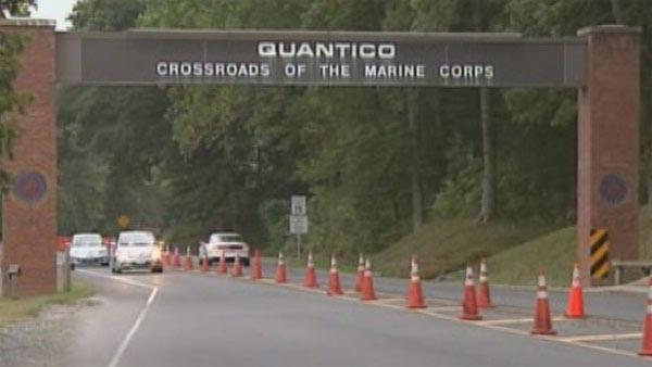 Three Marines dead, including suspect, in Virginia