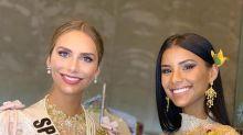 Pese a ser centro de atención, Miss España no es favorita en Miss Universo; aquí junto a las archifavoritas