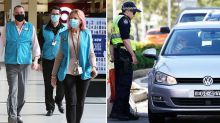 NSW virus cases in single-digits for first time in two weeks