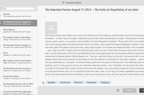 Blogo 2 brings a native WordPress app to OS X