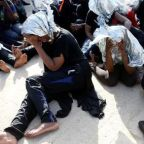 Libyan coastguard picks up almost 1,000 migrants in one day