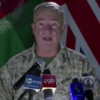 U.S offers air support to Afghan forces amid attacks