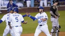 Kershaw fans 11, Dodgers top Miami 9-6 for 3rd straight win