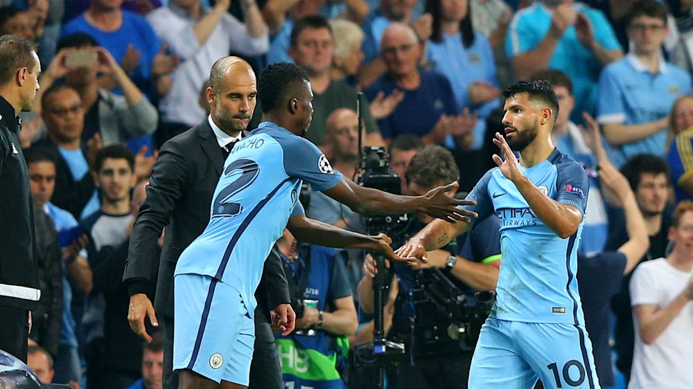 Forget about it - Guardiola dodges Aguero, Iheanacho questions