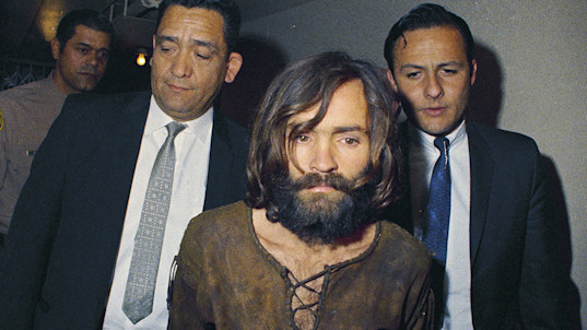 Notorious killer Charles Manson dead at 83