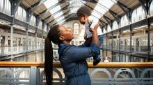 Mercy Baguma's son and his father granted UK asylum