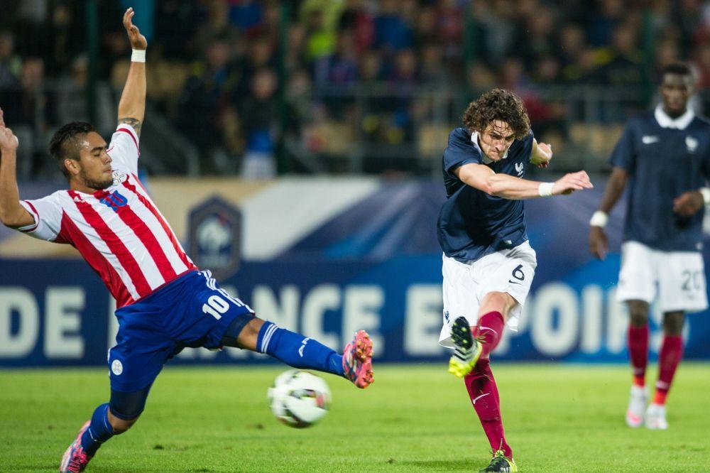 Confirman el amistoso entre Francia y Paraguay