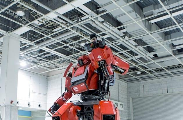 You can buy a giant mech suit on Amazon Japan for $1 million