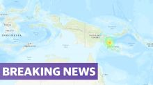 Tsunami warning after massive earthquake strikes off PNG coast