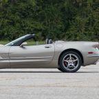 Rare Commemorative Edition Corvette Hits The Marketplace