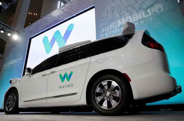Waymo wants $2.6 billion from Uber for a single trade secret