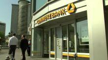 Commerzbank aims for major job cuts, branch closures
