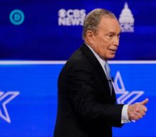 Michael Bloomberg accused of paying people to cheer for him at election debate