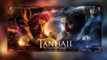 'Tanhaji' First Look: Ajay & Saif up in Arms Against Each Other