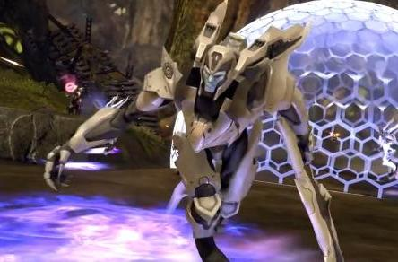 Firefall video previews Amazon Warzone