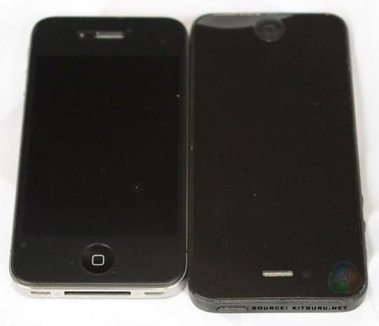 New 2012 iPhone body reportedly leaks, gives the glass front its time to shine